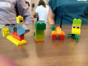 Enten beim Lego Serious Play